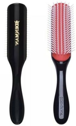 Denman Medium Styling Brush D3 7 Row For Natural Curly Hair