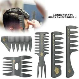 Men's Oil Head Combs Lightweight And Portable Hair Styling C