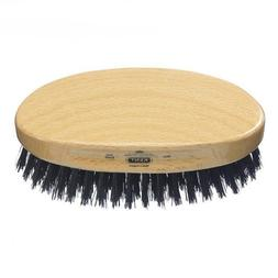 Kent MG2 Men's Military Beach Wood with Pure Black Bristle