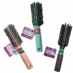 1 Goody Mini Boar Styler Brush - Assorted Colors