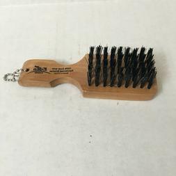 Eden Mini Wave Brush Hard Bristles 100% Boar Hair Styling Co