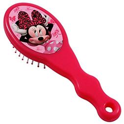 minnie mouse toy hair brush