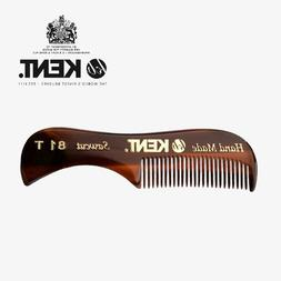 Kent Moustache & Beard Comb - Fine Toothed