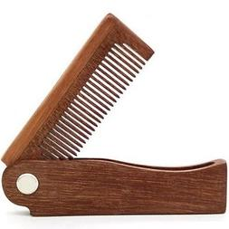 Multi-function Beard Comb Hair Comb Brush Hairbrush Unique W