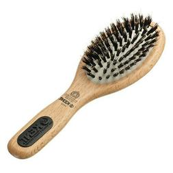 Natural Shine Small Porcupine + Bristle Hairbrush - PF02 by