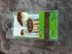 Cala Naturale 5 Piece Travel Bamboo Beauty Makeup Brush Set