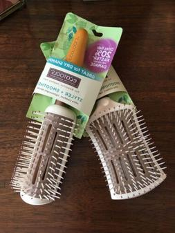 NEW EcoTools Hair Brush Set Lot Of 2
