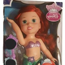 new my first princess little mermaid bath