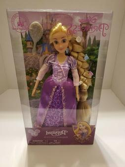 "NEW Disney Parks Rapunzel Tangled Princess Doll 12"" Hairbrus"