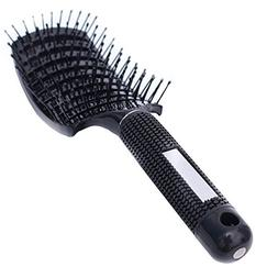 EYX Formula Professional Nine lines Hair Styling comb Bend c