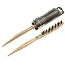 Kent NS15 / PF15 Backcombing Teasing Hair Brush Boar Bristle