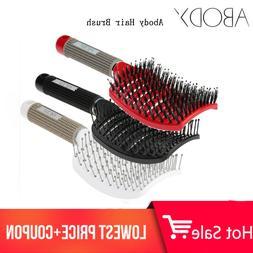 Abody Nylon Detangle Hairbrush Women <font><b>Hair</b></font