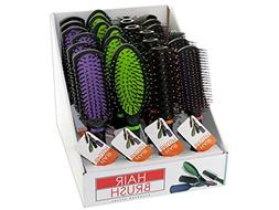 Bulk Buys OD842-24 Stylish Hair Brush Countertop Display