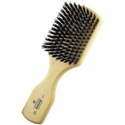 "Kent OG2 Beech Wood 7 1/2"" Rectangular Club Hairbrush - Pure"