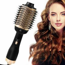 one step hair brush dryer and volumizer