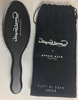 Great Lengths Oval Paddle Brush by ACCA KAPPA Made in Italy