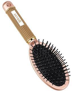 BIBTIM Paddle Hair Brush Detangling Brush for Straightening