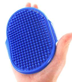 Fast and Good Pet Bath & Massage Brush Great Grooming Tool S