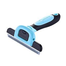 MIU COLOR Pet Grooming Brush, Professional Deshedding Tool,