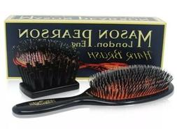 Mason Pearson Popular Mixture Hair Brush Large Size, NEW IN