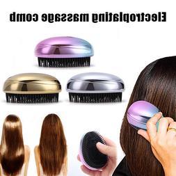 Portable Manual Ionic Hairbrush <font><b>Mini</b></font> Ion