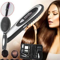 power grow laser comb brush hair loss