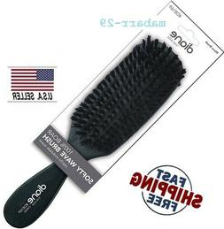 Premium Quality Firm Hard Boar Bristles Wave Style Wood Hair
