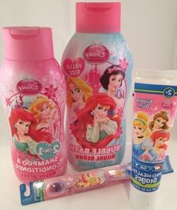 Disney Princess Beauty Kit: Royal Berry Bubble Bath, 2-in-1