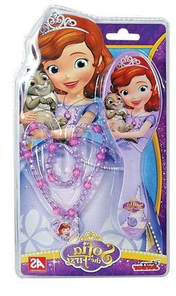 Disney Princess Sofia the First and Bunny Friend Hair Comb H