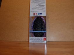pro detangle brush watercolor purple hair brushes