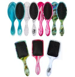 pro detangling hair brush gemstone collection choose