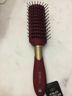Conair Professional Vented Hair Brush with Ball-Tip Bristles