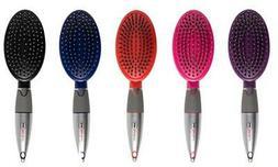 qwik clean smart brush self cleaning hair
