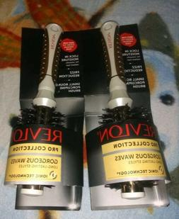 "Revlon Porcupine Round Hair Brush, 1"""