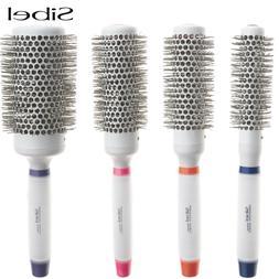Sibel Round Hair Brushes Professional Ceramic/Ionic/Tourmali