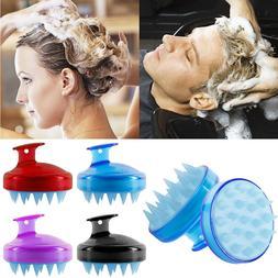 Scalp Massager Scalp Care Brush Hair Shampoo Brush Head Scru