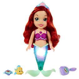 Disney Princess Colors of The Sea Ariel with Bonus Hair Play
