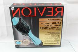 sealed one step hair dryer and volumizer