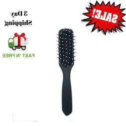 Small Paddle Cushion Hair Brush for Blow Drying Detangling S