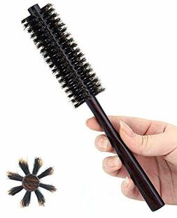 Small Round Hair Brush for Thin or Short Hair