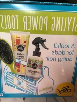 So Cozy  Detangler Styling Cream Brush Set Dad Hair Wash Chi