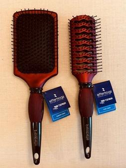 Spornette Styling Brush Perfect Grip Stylers 2 Pack New Free