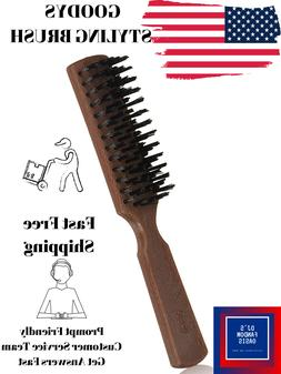 Goody Styling Essentials Hair Brush, Woodgrain Professional