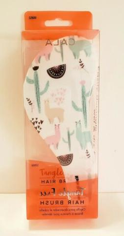 CALA Tangle Free Hair Brush Best Detangler Wet or Dry French