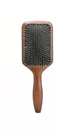 Tangle Pro Detangler, Normal & Thick Hair, Wood Paddle Hair