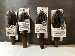 CONAIR - Tangle Pro Detangler Wood Paddle Hair Brush - 1 Bru