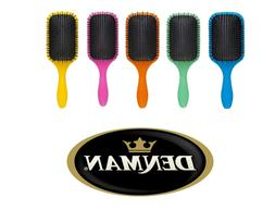 Denman Tangle Tamer Ultra Paddle Hair Brush For Long Thick H