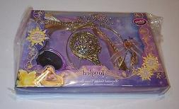 Disney Store Tangled Rapunzel Golden Tresses Set - Hair Brai