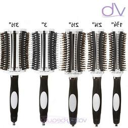 thermo active hair brush boar ionic bristle