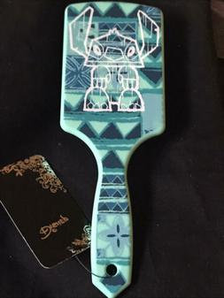 Disney Tiki Stitch  Paddle Hair Brush  NEW
